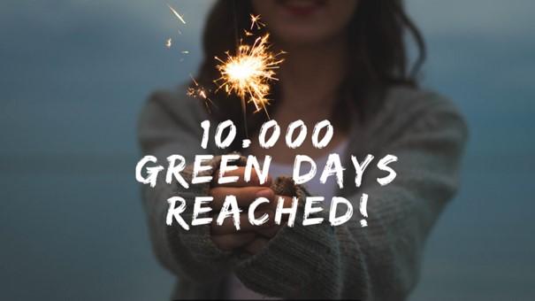 10000 days